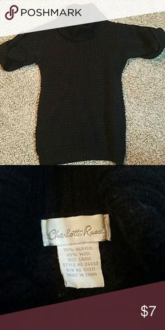 Charlotte Russe Sweater Fits small and medium too Charlotte Russe Sweaters Cowl & Turtlenecks