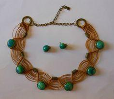 DSCN2081 Collar Macrame, Macrame Necklace, Micro Macramé, Macrame Knots, Hair Accessories, Hanging Decorations, Pomegranates, Diy Crafts, Beads