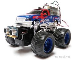 Uzaktan kumandalı arabanızla oynamaktan sıkıldınız mı? Proje ödevimi lazım? Robot veya benzeri proje yarışmalarına mı katılmak istiyorsunuz? O zaman bu yazımız tam size göre. Paralaks Ping Sensörü ve Arduino program kartı kullanılarak gerçekleştirilen bu proje ileRC arabanızı bir robota dönüştürüyoruz. Projenin resim