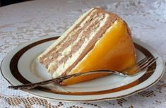 zsuzsa is in the kitchen -- Traditional Hungarian Cuisine with Multicultural Canadian Home Cooking. Hungarian Desserts, Hungarian Cake, Hungarian Cuisine, Hungarian Recipes, Hungarian Food, Dobos Cake Recipe, Chocolate Butter, Pudding, Food Cakes