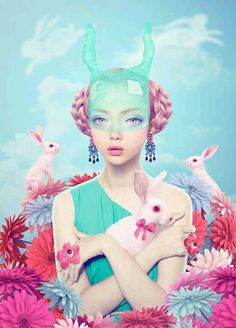 Natalie Shau - Alice in Wonderland