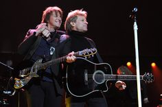 Bon Jovi performs at the 12-12-12 Concert for Sandy Relief at Madison Square Garden in New York.