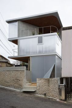 Komatsu Architects House in Ayameike . Nara