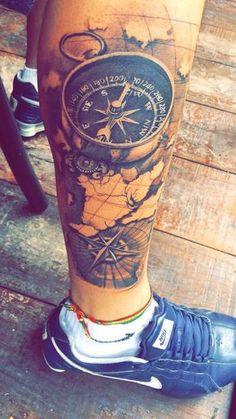 ⏩Chubster tattoo inspirations - Idée tatouage homme ⌨️tags for : - Leg Tattoo Men, Leg Tattoos, Body Art Tattoos, Sleeve Tattoos, Tatoos, Marine Tattoos, Navy Tattoos, Black And Grey Tattoos, Great Tattoos