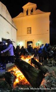 Festa sannicandrese di Sant'Antonio abate