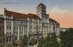 Leipzig, Sachsen: Volkshaus