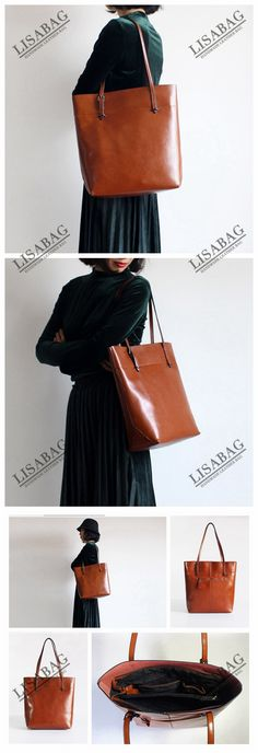 Handmade Women s Fashion Leather Tote Bag Handbag Shoulder Bag Shopper Bag  14149 Fashion Handbags, Fashion d1636d8fc3