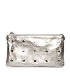 Leani Bag from Stylesnob in silver.