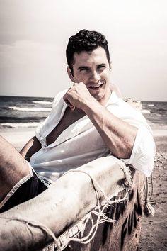 Model shooting @ Black Sea