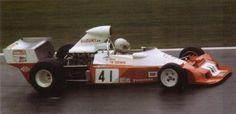 1974 Tim Schenken - Trojan T103 Ford Cosworth - Trojan-Tauranac Racing