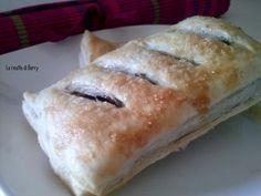Saccottini+di+Pasta+Sfoglia+alla+Nutella