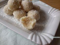 noten kokos bonbons
