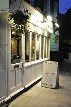 מסעדות טבעוניות בלונדון