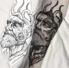 Tattoo by Fredao Oliveira  www.artcollectiveshop.com