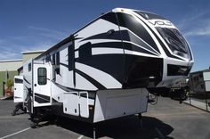 $64,995.00 - New 2015 Dutchmen Voltage Fifth Wheel Toy Haulers For Sale In Mesa, AZ - MES550637 - Camping World