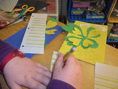 OT Tools for Public Schools: St. Patrick's Day Vocabulary. Pinned by SOS Inc. Resources.  Follow all our boards at http://pinterest.com/sostherapy  for therapy resources.