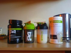Herbalife: His and Hers Shakes...