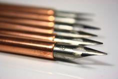 Copper Tubing Dip Pen | Instructables