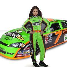 Danica Patrick nascar On the pole for the Daytona 500 Nascar Cars, Nascar Racing, Indy Cars, Race Cars, Nascar Heat, Auto Racing, Danica Patrick, Sue Patrick, Female Race Car Driver