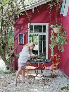 Aprenda com Neza Cesar a renovar a casa no começo do ano - Casa