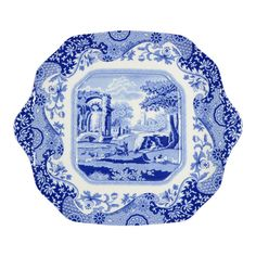 """Summer Sydney Stripe Printed Placemat Set of 4 13/"""" x 19/"""" Red White Blue Print"""
