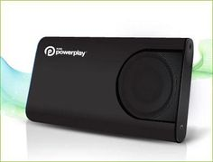 PowerPlay Bluetooth Music player & wireless charging device $149.99