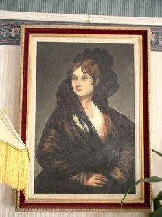 Goya Copy from Highschool