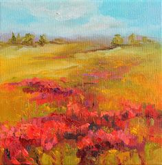 Kay Wyne- Wildflower Summer