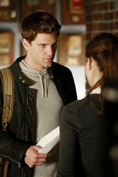 We <3 Toby! Tune in to all-new episodes of Pretty Little Liars Tuesdays at 8/7c on ABC Family!