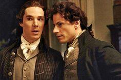 Amazing Grace. Ah, Horatio and Sherlock. <3