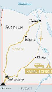 #KamalExpedition #ZeitOnlineTravel #Desert #Adventure #Egypt #DergroßeTreck