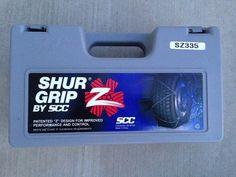 SHUR GRIP Z SZ335 Passenger Car Snow Chain Cables #SCC