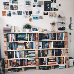 """3,401 Likes, 35 Comments - Haylee ✨ (@hayleelikesbooks) on Instagram: """"Aaaaand here it is, my new bookshelf ✨ Still have to move some books around and fix some stuff…"""""""