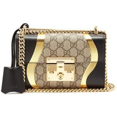 02224a8b3c3 Gucci Padlock GG Supreme small cross-body bag ( 1