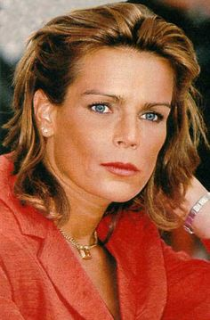 Princess Stéphanie of Monaco, Countess of Polignac (Stéphanie Marie Elisabeth Grimaldi; born 1 February 1965) is the youngest child of Rainier III, Prince of Monaco and American actress Grace Kelly