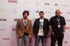 TROPFEST Arabia 2012 Finalists Ehab Shaltout, Muhannad Kazar & Ray Haddad