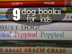 Dog Park Books for kids