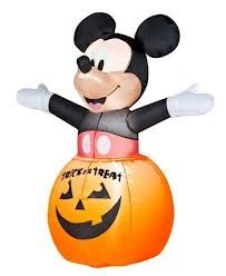 disney inflatables halloween