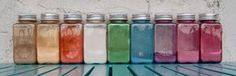 *****How to use colorants in soap making.*****