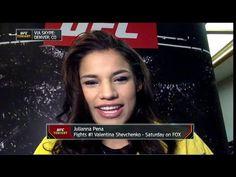 MMA Julianna Pena thinks Ronda Rousey is a bully | UFC TONIGHT