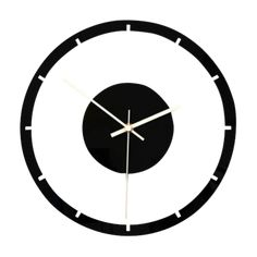 Large Modern Wall Clock - Blyrop Glass | The Fancy Place Indoor Outdoor, Wall Clock Silent, Wall Clocks, Oversized Clocks, Hourglass Timer, Home Clock, Retro Clock, Retro Room, Clock Decor