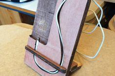 Cum sa faci un suport din lemn pentru iPhone. Detalii pe BricoHub.ro