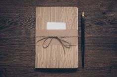Woodland notebook set by Pony and Smith