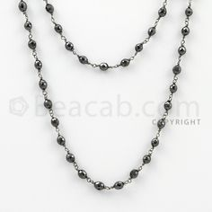 jewelry | ... Necklace, Black Diamond Beads Jewelry at Wholesale Prices | PRLog