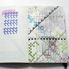 Grids grids grids repurposed   Sketchbook of Lou Medel