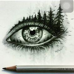 Olhar Da Natureza