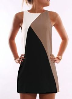 2016 neue sommer sexy frauen sleeveless dress abend club dress casual patchwork mini dress sweet vestido Source by Tight Dresses, Club Dresses, Simple Dresses, Casual Dresses, Short Dresses, Casual Outfits, Mini Dresses, Formal Outfits, Dresses Dresses
