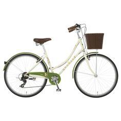 Dawes Duchess Leaf Green Ladies' Heritage Bike (2014)