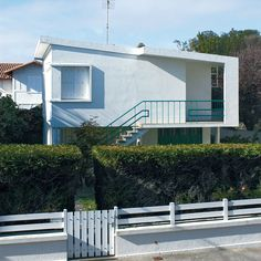 Villa - architecture royan 1950
