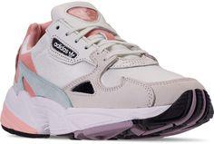 adidas Women Originals Falcon Casual Sneakers from Finish Line Casual Sneakers, Sneakers Fashion, Casual Shoes, Adidas Originals, Baskets, Sock Shoes, Women's Shoes, Shoes Sneakers, Pumps Heels